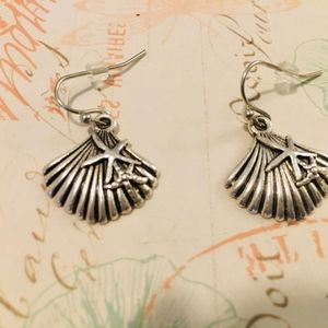 🎄Clearance🎄Small seashell earrings